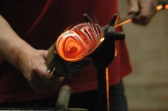 The Glass Blowing Process  Glass can be a form of art and Cutting Crew Glass knows this better than anyone else. You can check out the process of forming glass products through this article about glass blowing.
