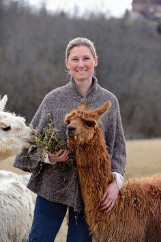 Alpaca Farm in Kentucky