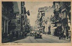 Beyoğlu ilk kez 1856-57'de aydınlatıldı. O güne dek İstanbul geceleri kapkaraydı.