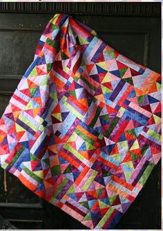 """This pattern is precut 10"""" square friendly - one square makes one fourth of the larger 14"""" finished quilt block. The pattern includes alternate quilt block layouts which will create completely different looks for your quilts! Finished sizes:Dining - 14"""" x 70"""" (2)Keiki - 42"""" x 42""""Snuggle - 56"""" x 70""""Sleeper - 70"""" x 84"""""""