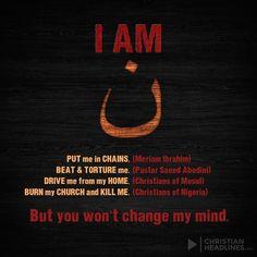 I Am….Catholic I Am…. A Christian