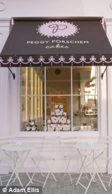 The Peggy Porschen Parlour Offers A Slice Of Cake Heaven