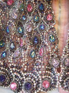 Rare Lesage For Dior Jeweled Statement Piece!