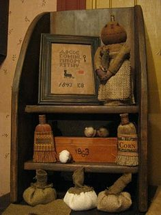 ~Primitive Homes~ on Pinterest | Primitives, Dry Sink and ...