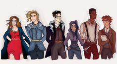 Six of Crows by snoah1