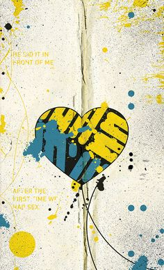 heart #7 (antigirl) tiphanie brooke Print Design, Graphic Design, Graphic Illustration, Illustrations, Photomontage, Mixed Media, Collage, Cool Stuff, Graphics