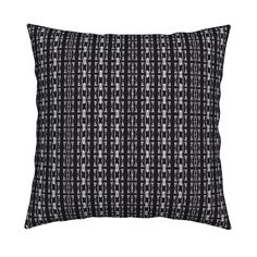 Catalan Throw Pillow featuring KRLGFabricPattern_69DBv29 by karenspix   Roostery Home Decor