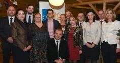 A CSR Hungary Díj 2016 Védjegyhasználatának jogosultjai