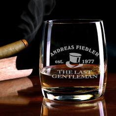 Whiskyglas mit Gravur Gravierte Whiskygläser personalisiert