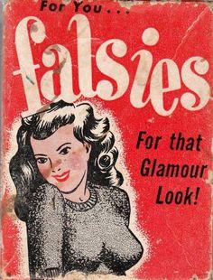 Falsies!