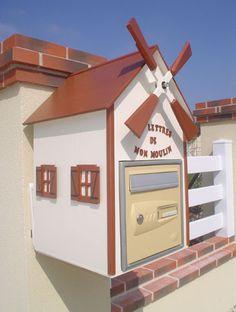 Moulin à Lettres
