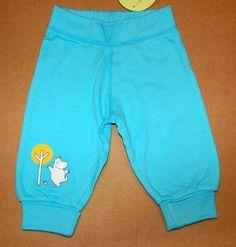 Moomin characters BLUE joggers