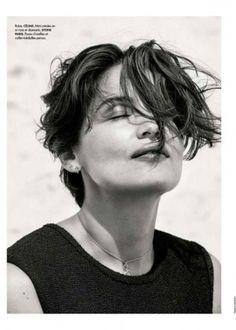 Laetitia Casta: Elle France 2015 -16