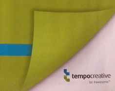 Tempo's magazine ad