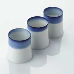 Studio Pieter Stockmans, BEL. Porcelain.