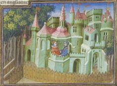 Pierre Salmon, Réponses à Charles VI.., 1409-1410, 55r http://www.europeanaregia.eu/en/manuscripts/paris-bibliotheque-nationale-france-mss-francais-23279/en