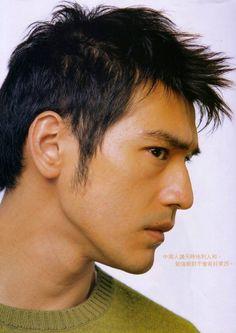 Takeshi Kaneshiro / 金城 武 (11 October 1973), Taiwanese actor and model.