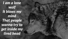 49 Best Wolf Quotes images in 2018 | Wolf quotes, Wolves, Lyrics