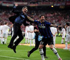 Mourinho all'Inter: già scelto il vice, è Materazzi