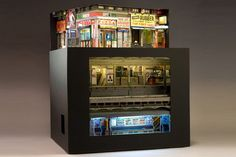 Alan Wolfson's incredible miniature sculptures of NYC