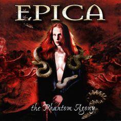 Carátula Frontal de Epica - The Phantom Agony