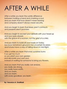 This poem has been my favorite since I was 14 years old. I know it by heart. Wise words, indeed. Great Quotes, Quotes To Live By, Me Quotes, Inspirational Quotes, Qoutes, Motivational, Truth Quotes, Lessons Learned, Life Lessons