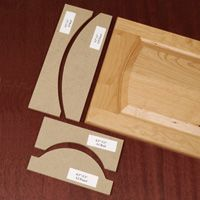 Woodworking Training Raised Panel Door Tools and Techniques - Rockler Woodworking and Hardware Rockler Woodworking, Woodworking Logo, Learn Woodworking, Woodworking Supplies, Woodworking Workshop, Woodworking Techniques, Woodworking Projects, Woodworking Organization, Woodworking Equipment