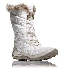 She'll love that these lightweight, thermal-lined, waterproof Columbia boots are as practical as they are fashionable. #giftguide #holiday | Health.com