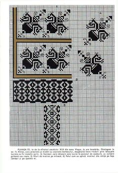 Embroidery Sampler, Folk Embroidery, Cross Stitch Embroidery, Embroidery Patterns, Cross Stitch Patterns, Simple Cross Stitch, Craft Patterns, Folk Art, Tapestry