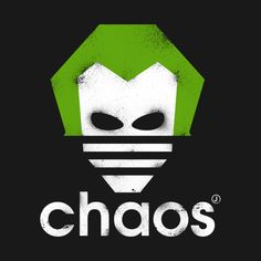 Check out this awesome 'chaos' design on @TeePublic!