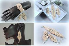 biżuteria ślubna sutasz nude kryształowa