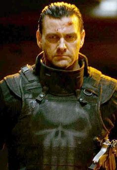 The Punisher - The best on screen Punisher.