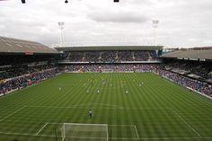 Ipswich Town FC's Portman Road