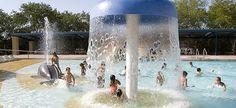 Desert Oasis Aquatic Center- a great way to beat the heat.