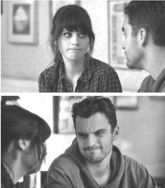 i love them. (nick and jess//new girl)