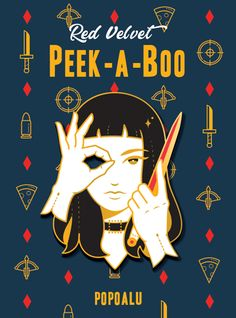Image of Peek-A-Boo Pin [PREORDER]