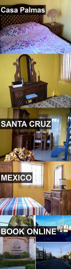 Hotel Casa Palmas in Santa Cruz, Mexico. For more information, photos, reviews and best prices please follow the link. #Mexico #SantaCruz #travel #vacation #hotel