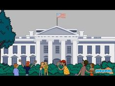 The White House video by Mocomi Kids--great info and visuals