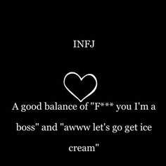 Hahaha, so true.  We're always about the ice-cream and happy, fun stuff until you f*** with us.