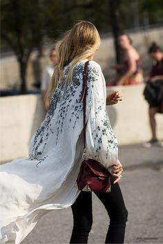 Invasão Oriental #fashion #trends