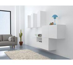 Collect Vægreol - Smart vægreol i hvid