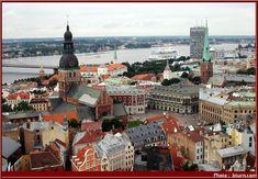 VISITER RIGA EN TROIS JOURS  Riga lettonie Latvia
