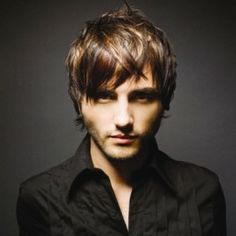 Best Medium Hairstyle for Men 2013