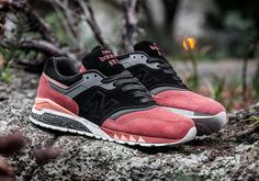 """Three years ago, Sneaker Freaker unleashed one of the best New Balance 998 collaborations in history – a purple/grey/white concoction inspired by the """"Tassie Devil"""". Today, the Australia-based sneaker publication unveils an indirect follow-up to that classic with the """"Tassie … Continue reading →"""