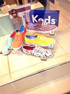 @unitedswiftdom: So these are the Taylor Swift #Keds range they have @westfieldlondon #LoveKeds