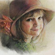 꽃 달린 모자를 쓴 귀여운 여자아이!  이런저런 일들로 바쁘다보니 이제야 정리해 올리네요.😄💕 재료: Strathmore charcoal paper, soft pastels, colored charcoal pencil, Willow charcoal, general's charcoal, faber-castell charcoal hard & soft  #연필스케치 #인물화 #드로잉 #미술 #스케치 #인물스케치 #파스텔 #파스텔화 #pastel #pastels #softpastel #drawing #charcoal #charcoaldrawing  #pencildrawings #pencilsketch #portrait #portraitdrawing #dessin #figuredrawing  #headdrawing #realism #instaart #drawingprocess #strathmore #stabilo #generalpencil