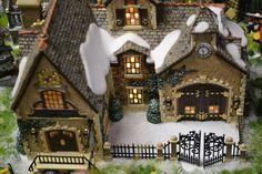 Miró christmas villas navideñas - Buscar con Google