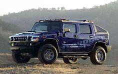 General Motors H2H Hummer Concept Vehicle Review