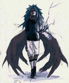 Curse Mark Sasuke Uchiha