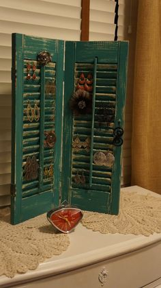 Repurposing Shutters